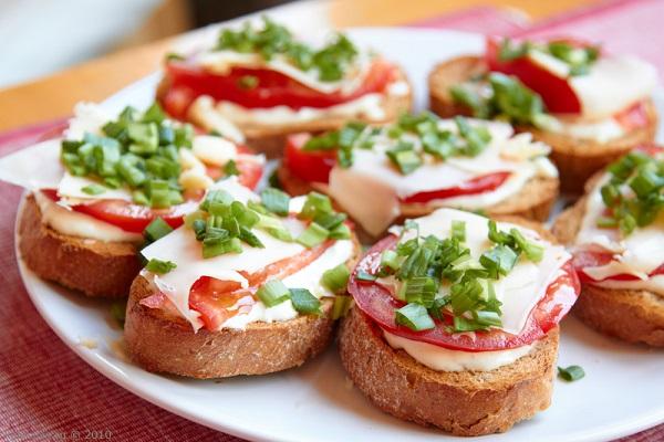 Скорый перекус — Рецепты бутербродов