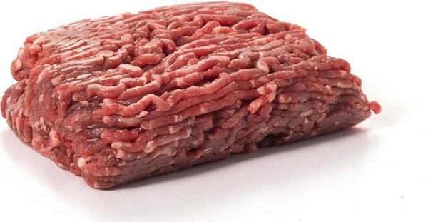 Фарш из говядины
