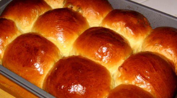 Рецепты сдобных булочек к воскресному завтраку