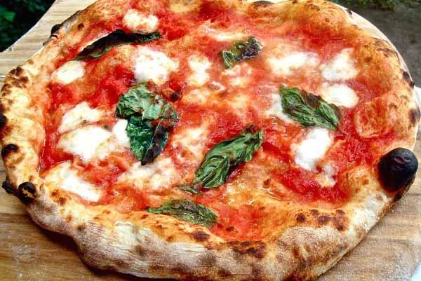 Домашняя пицца в итальянском стиле