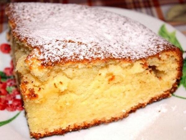 Творожный пирог в мультиварке — лучшие рецепты
