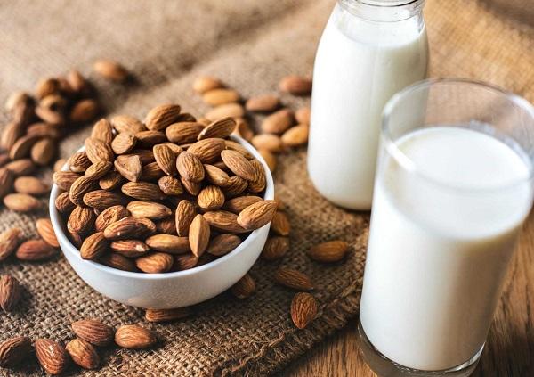 Миндальное молоко рецепт в домашних условиях