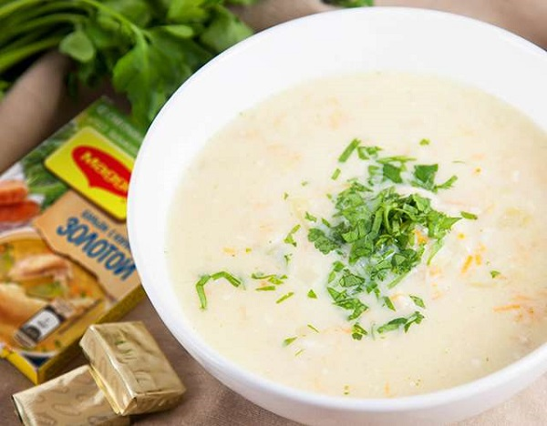 Суп для тех, кто следит за фигурой
