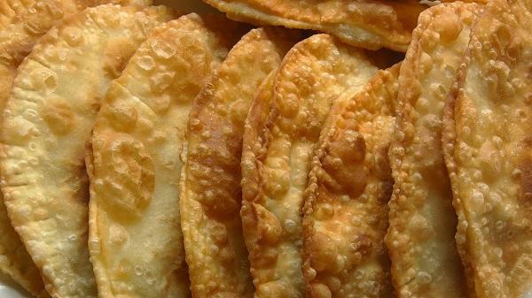Домашние чебуреки: самый удачный и вкусный рецепт!
