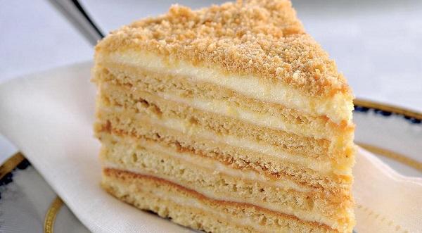 Медовый торт рецепт. Шоколадная глазурь
